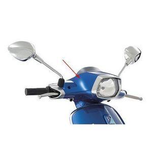 Vespa | stuurkap boven vespa sprint blauw azzurro 261 / a origineel 1b000071000dq
