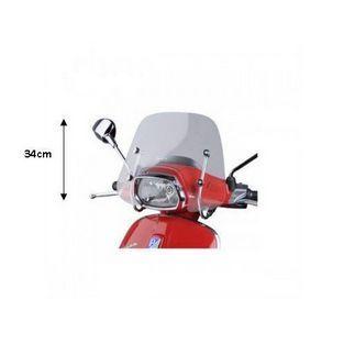 Vespa | windscherm laag vespa sprint smoke origineel 1b001162