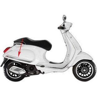 Vespa | stickerset vespa primavera / sprint zilver origineel 605944m00a