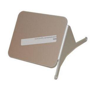Aprilia | houder kentekenplaat liggend morini aluminium op carter