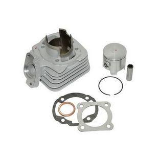 Peugeot | cilinder aluminium nikasil scooter peugeot oud type 47.6mm airsal t6