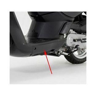 Peugeot | zijskirt peugeot kisbee 4-takt zwart links origineel 779176