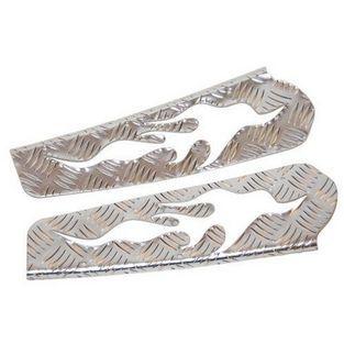 Peugeot | voetplaat set model fire peugeot speedfight aluminium DMP=op=op