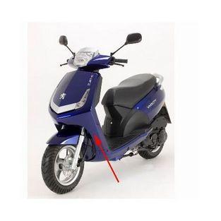 Peugeot | voorkap onder peugeot vivacity vanaf 2008 blauw h2 origineel 772065h2
