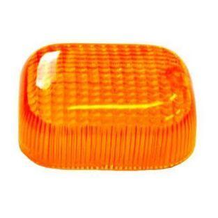 Peugeot | knipperlichtglas peugeot fox / tkr / tomos oranje links / rechts voor / achter DMP