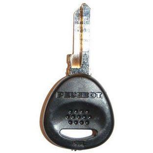 Peugeot | blinde sleutel contactslot peugeot buxy / speedake / zenith origineel 726549