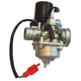 Malaguti | carburateur + electr. choke model keihin cpi / keeway / min hor. / tgb