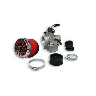 Malossi | carburateur set met powerfilter vhst bs scooter piaggio 2-takt 28mm malossi mhr 1616276