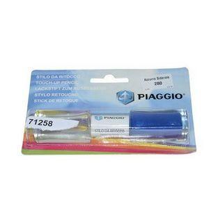 Piaggio | lakstift piaggio blauw siderale 280 piaggio origineel 610730m003