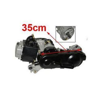 Benzhou | motorbitlok compleet 10 inch agilty / china 4-takt / eagle / gy6 / kisbee / v-clic / retro / agm / bella / fosti / 139Qmb