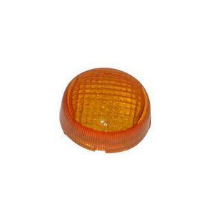 Beta | knipperlichtglas ark oranje rechtsvoor DMP