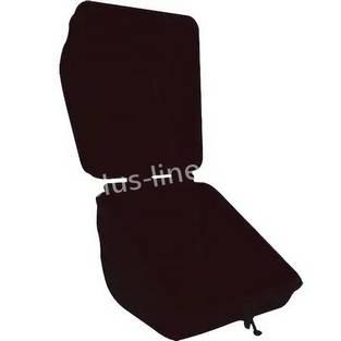 | Bezorgkoffer apus zwart 60 liter enkel geisoleerd (ovaal model)