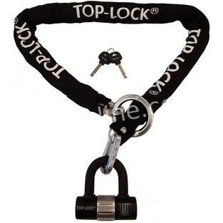 | Kettingslot Top Lock ART3 120cm loop + u-beugel