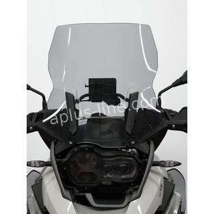 | Bmw r 1200 gs > '13 windscherm + bevestiging