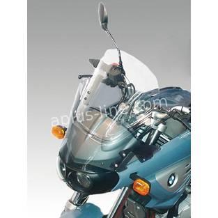   Bmw f650 cs scarver '02 - '04 windscherm hoog smoke