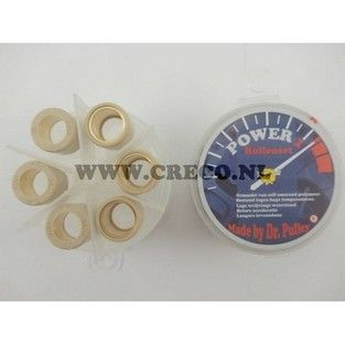 Dr. Pulley | rollenset dr pulley 11.0 gr 19x15.5