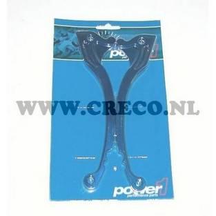 Peugeot | hevelset speedfight aluminium blau pow1 c