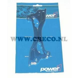 Yamaha | hevelset aerox aluminium blauw power1 cnc