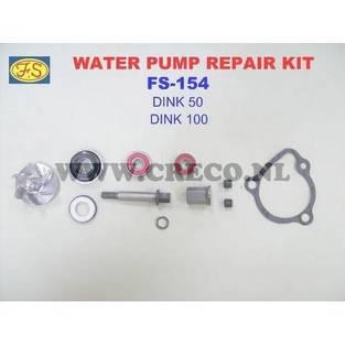 Kymco | waterpomp as rev set kymco wk