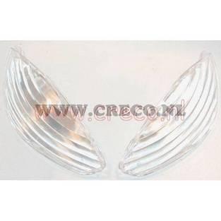 Peugeot   Knipperlicht glas vivacity sportline links achter