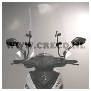 Peugeot | windscherm speedfight 3 + 4