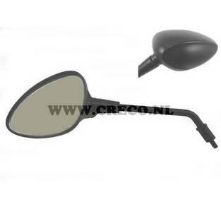 Vespa | spiegel vespa sprint 50 125 links mat zwart