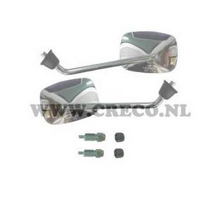 Vespa | spiegel vespa s 50 125 rechts chroom