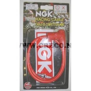 NGK | bougiedop ngk met racekabel cr4 rood