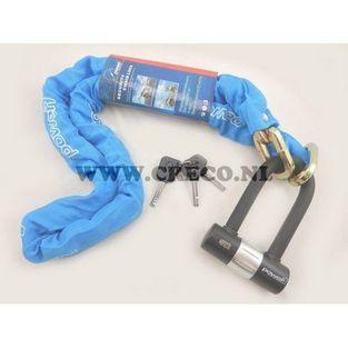 Power 1   kettingslot power 1 met u-lock 150cm art 3