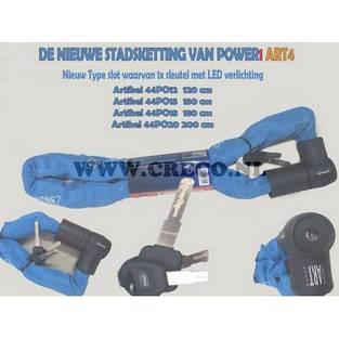 Power1   power 1 kettmethangslot 120cm  art 4*