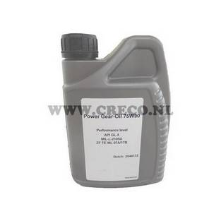 | cardan olie 75w-90 synt 1 ltr