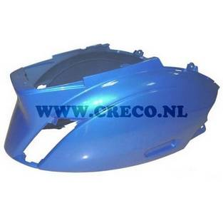 Piaggio | framecover zip 280 blauw