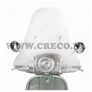 Vespa | Windscherm Vespa Lxv Hoog Compleet