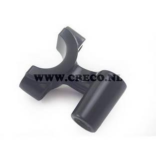 Kymco | spiegel houder links kymco k-pipe 50 125